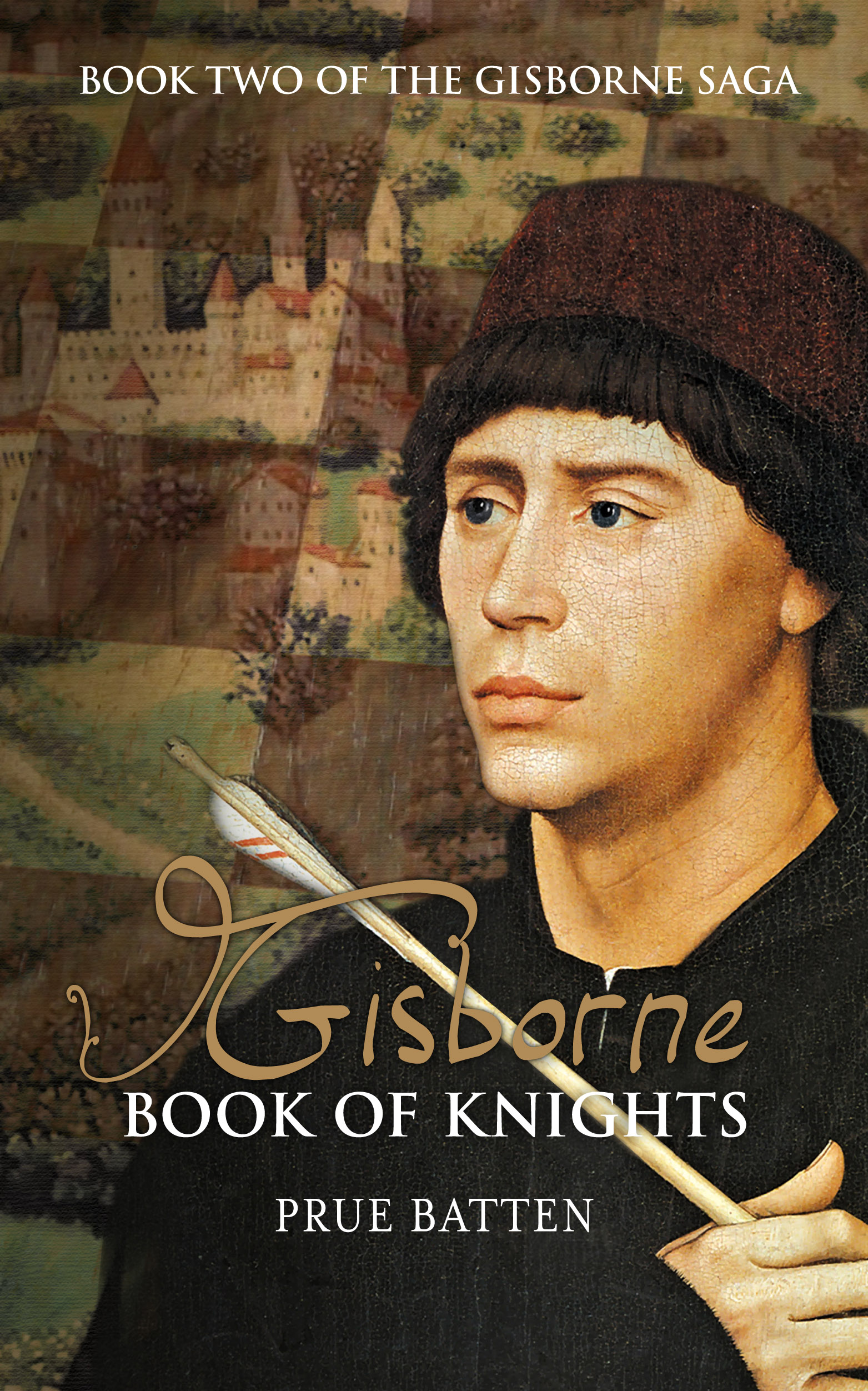 GISBORNE_BookofKnights_Amazon