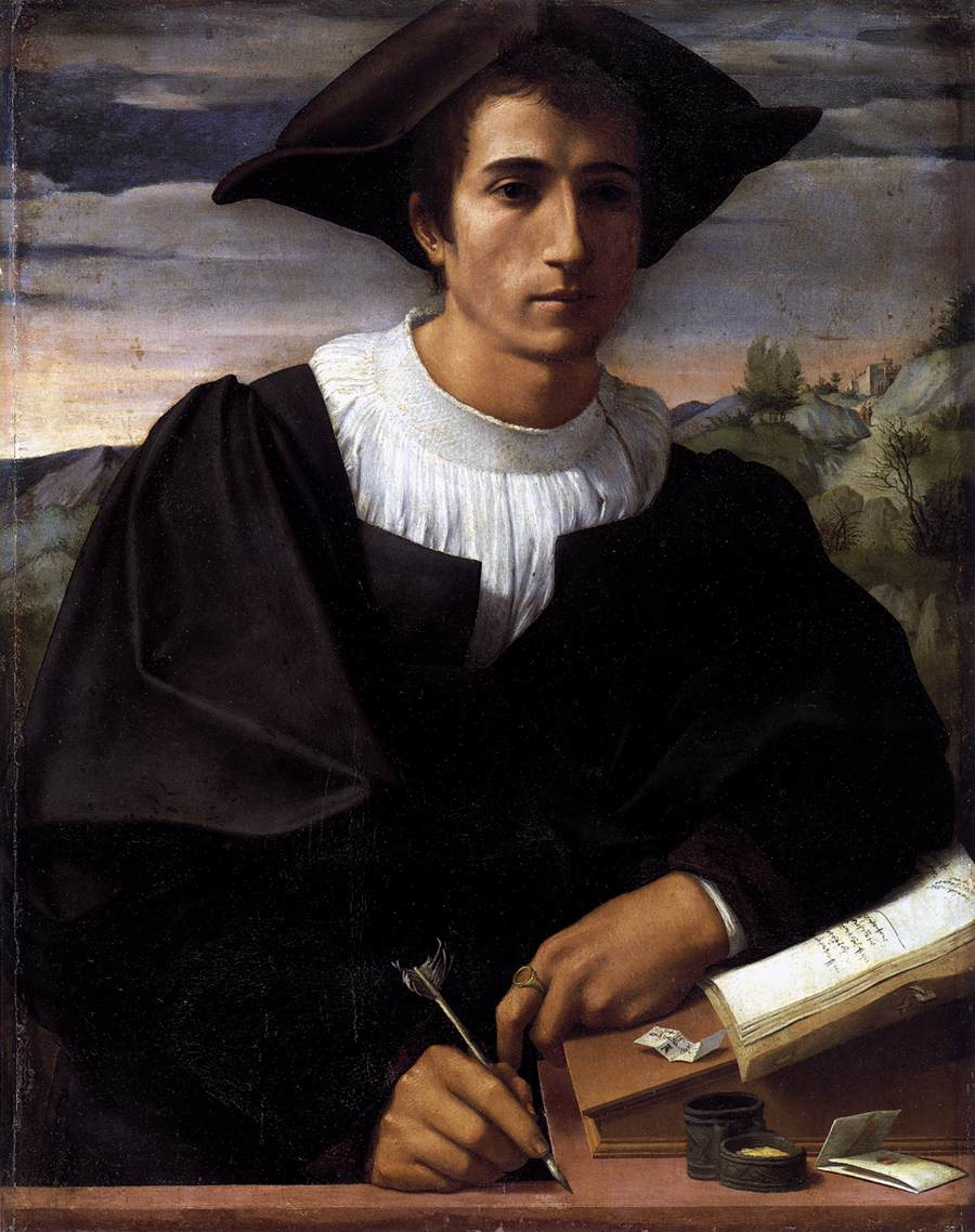 Franciabigio_-_Portrait_of_a_Man_-_WGA08191