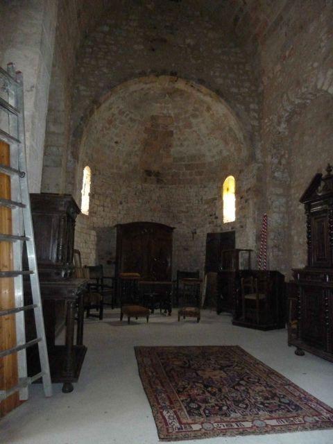 Commanderie chapel 3