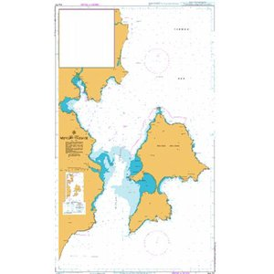 british-admiralty-australian-nautical-chart-aus-170-mercury-passage